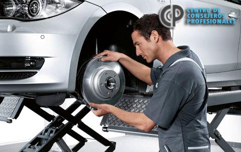 Como dar mantenimiento a los frenos de un auto